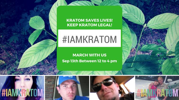 #IAmKratom#KratomUnited#SaveKratom#StopTheWarOnKratom (1)